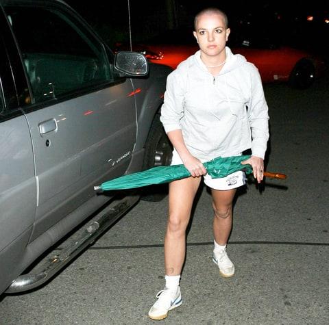 A crise de Britney Spears foi um truque político