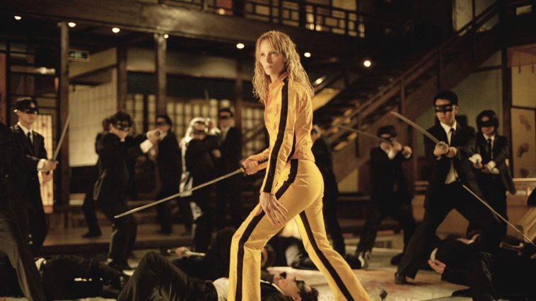 Kill Bill é o menos vulgar de todos os filmes de Tarantino