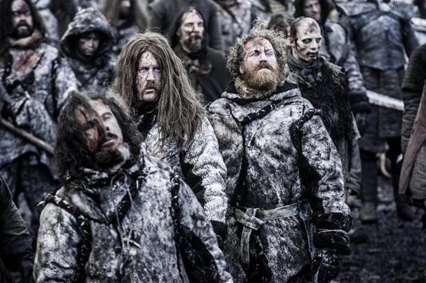 A banda metaleira Mastodon também fez sua aparição