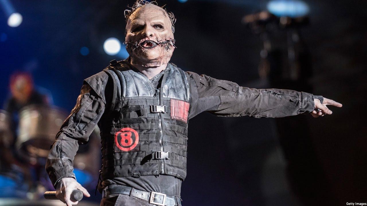 Corey Taylor tem se escondido atrás da máscara de Slipknot há anos