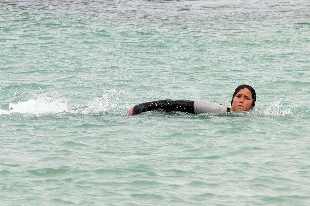 Jogos Vorazes: Jennifer Lawrence estava surda na filmagem