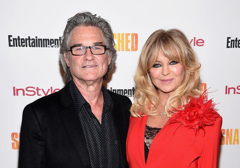 Goldie e Kurt são um casal que vale a pena admirar