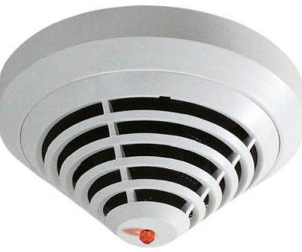 O detector de fumaça