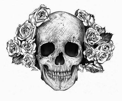 O que a tatuagem de caveira significa?