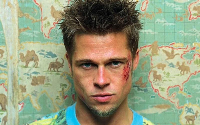 Brad Pitt perdeu um dente no Clube da Luta e ele adorou