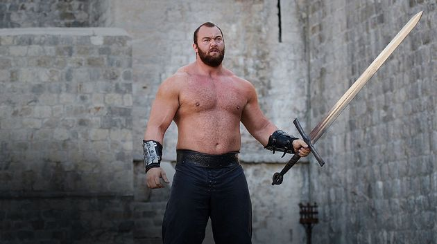 Hafþór Júlíus Björnsson: O homem mais forte do mundo