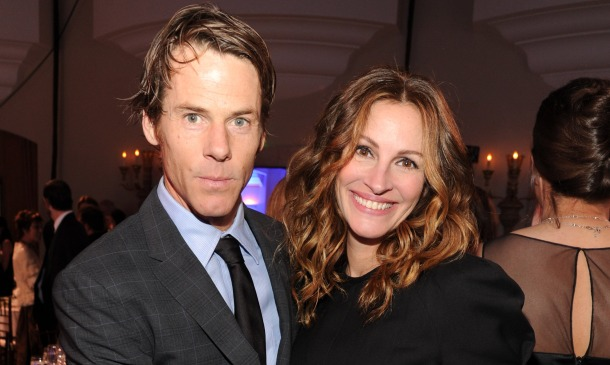 Julia Roberts casou-se com o cinegrafista de um de seus filmes