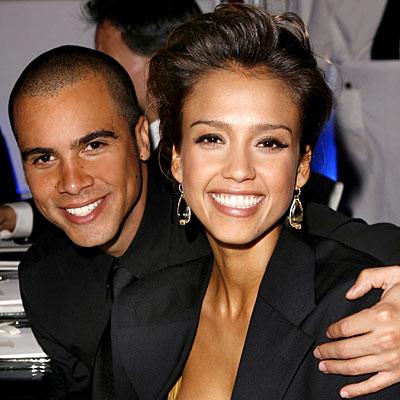 Jessica e Joshua Alba