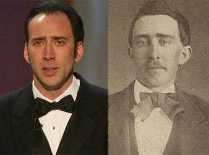 A verdade é que Nicolas Cage é um vampiro