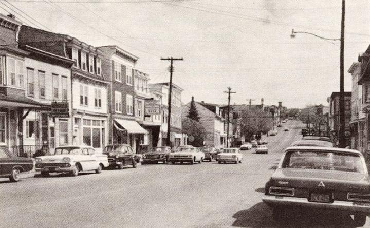 Centralia, Pensilvânia 1962
