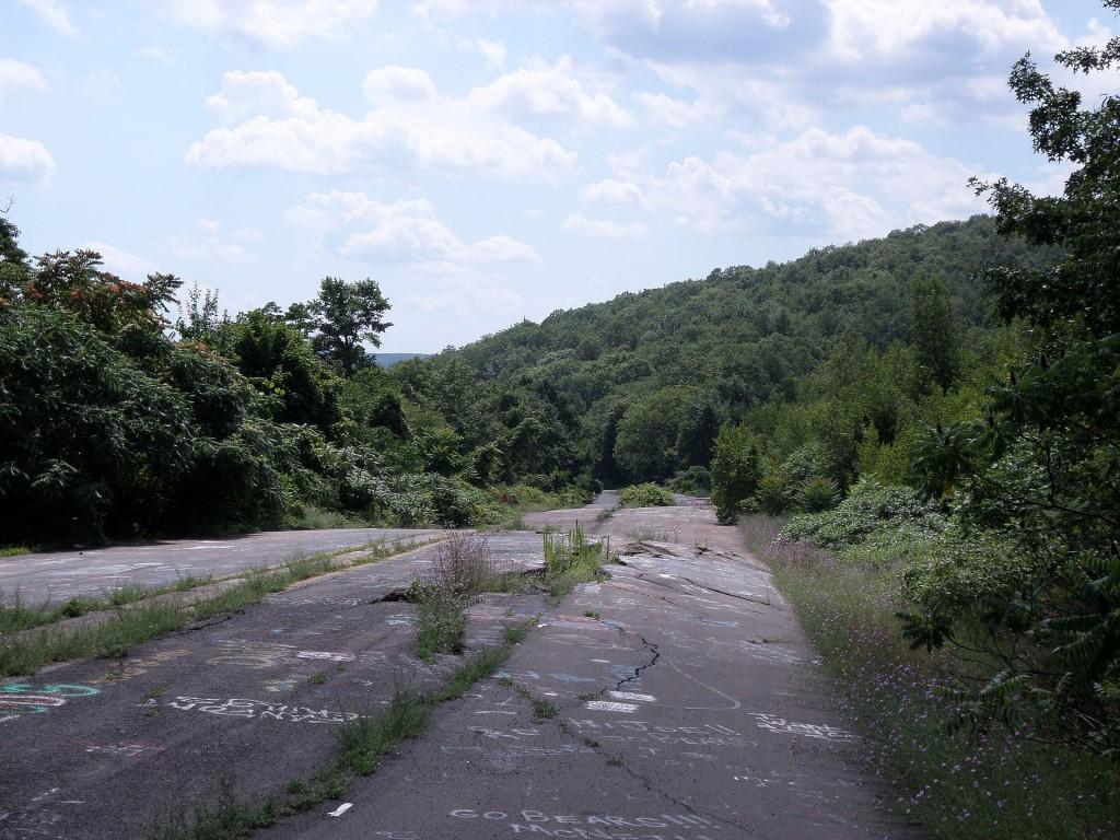 Agora, Centralia é um lugar quase completamente abandonado
