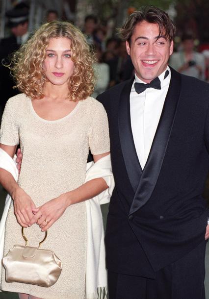 Sarah Jessica Parker e Matthew Broderick se casaram em 1997