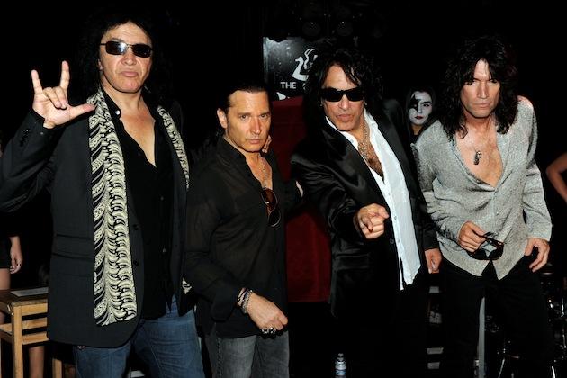 Kiss: Uma das bandas mais emblemáticas da Rock