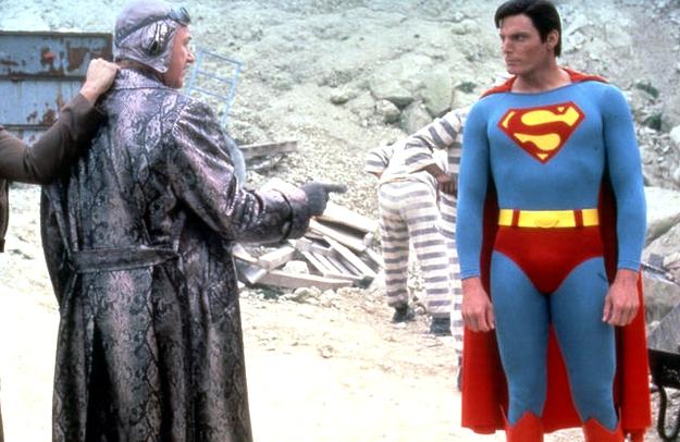Uma coincidência muito curiosa de Superman