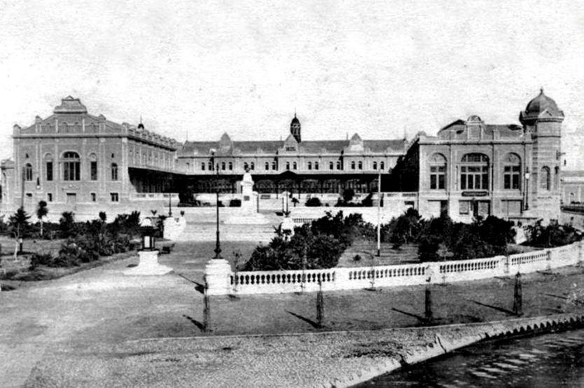 Bristol, Inglaterra 1920