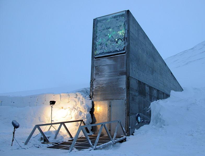 Banco Mundial de sementes - Noruega