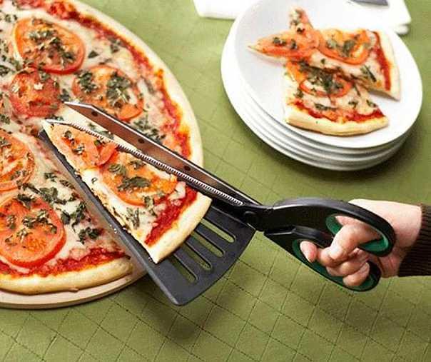 O melhor cortador de pizza!