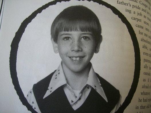 Marilyn Manson era el ator de Anos Incríveis