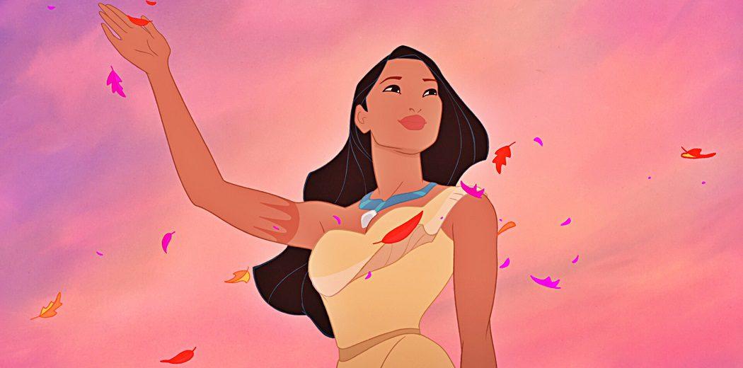 Você sabe quem inspirou a personagem de Pocahontas?