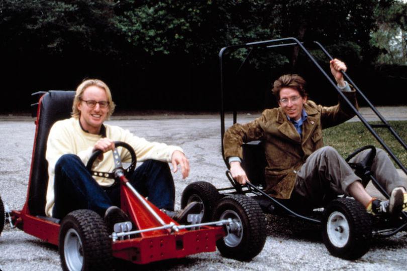 Wes Anderson e Owen Wilson
