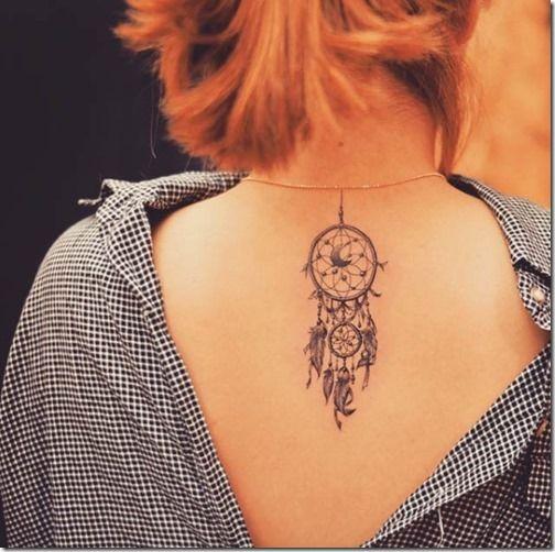 O que a tatuagem do aparador de sonhos significa?