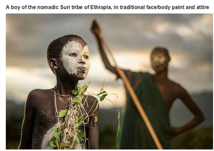 Cerimônias da Etiópia