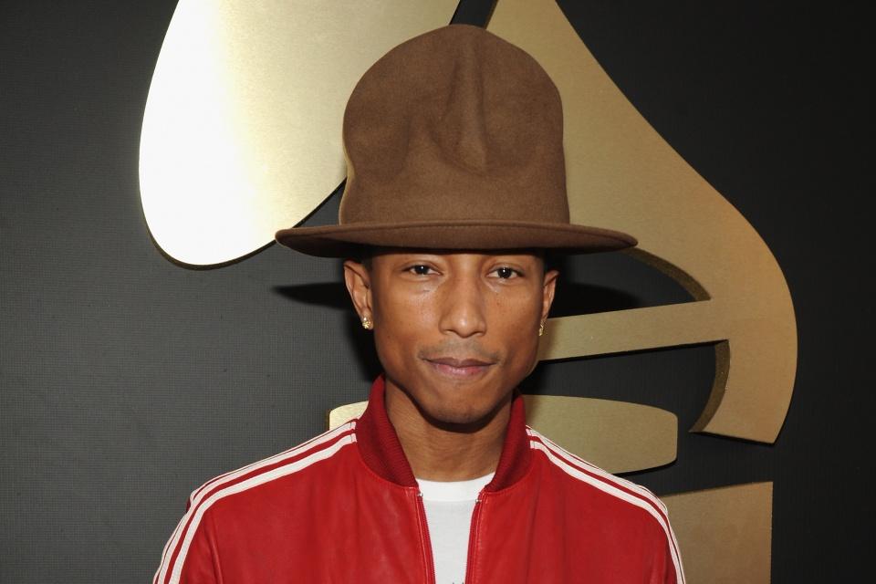 Pharrell Williams conhece a fonte da eterna juventude