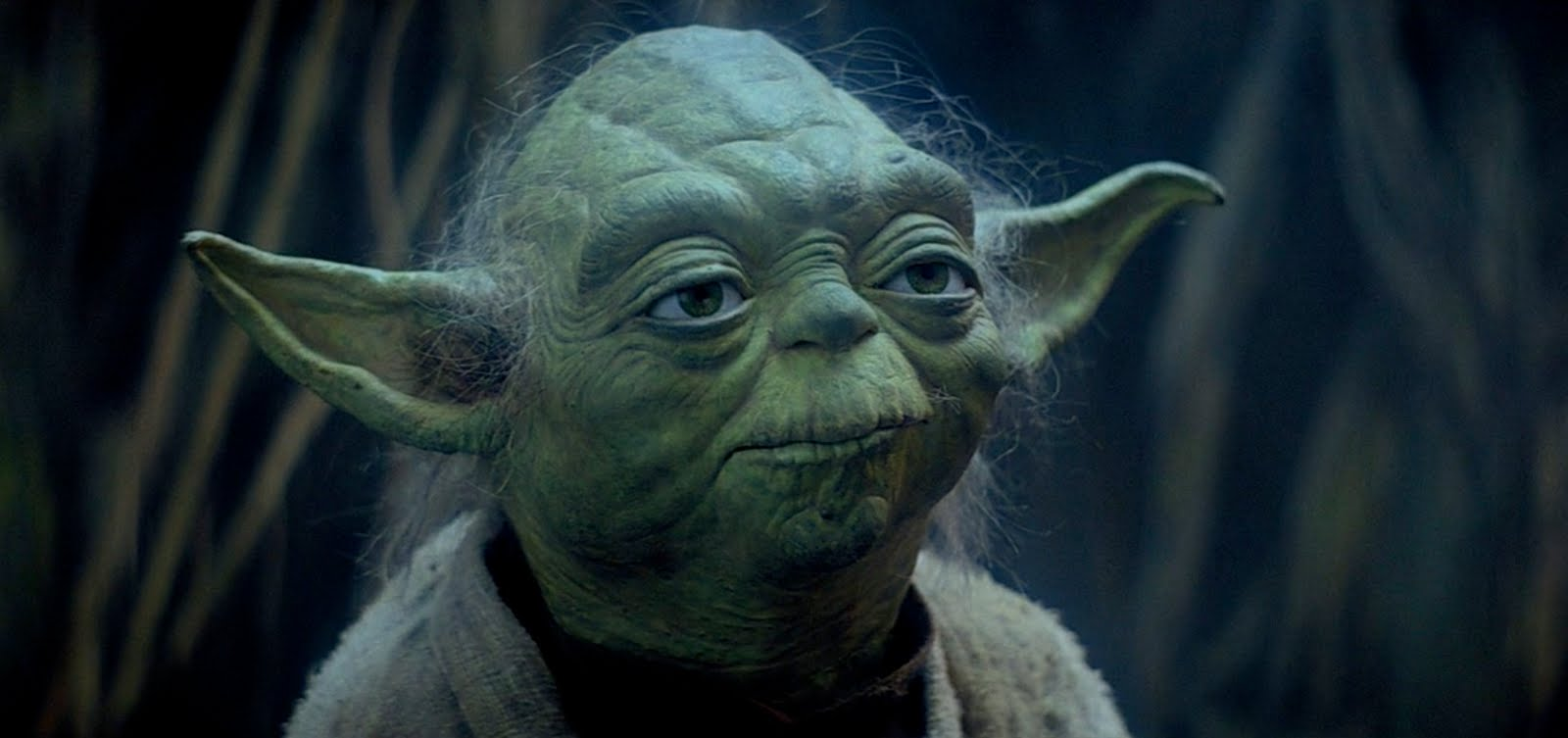 O primeiro nome de Yoda no filme era Buffy