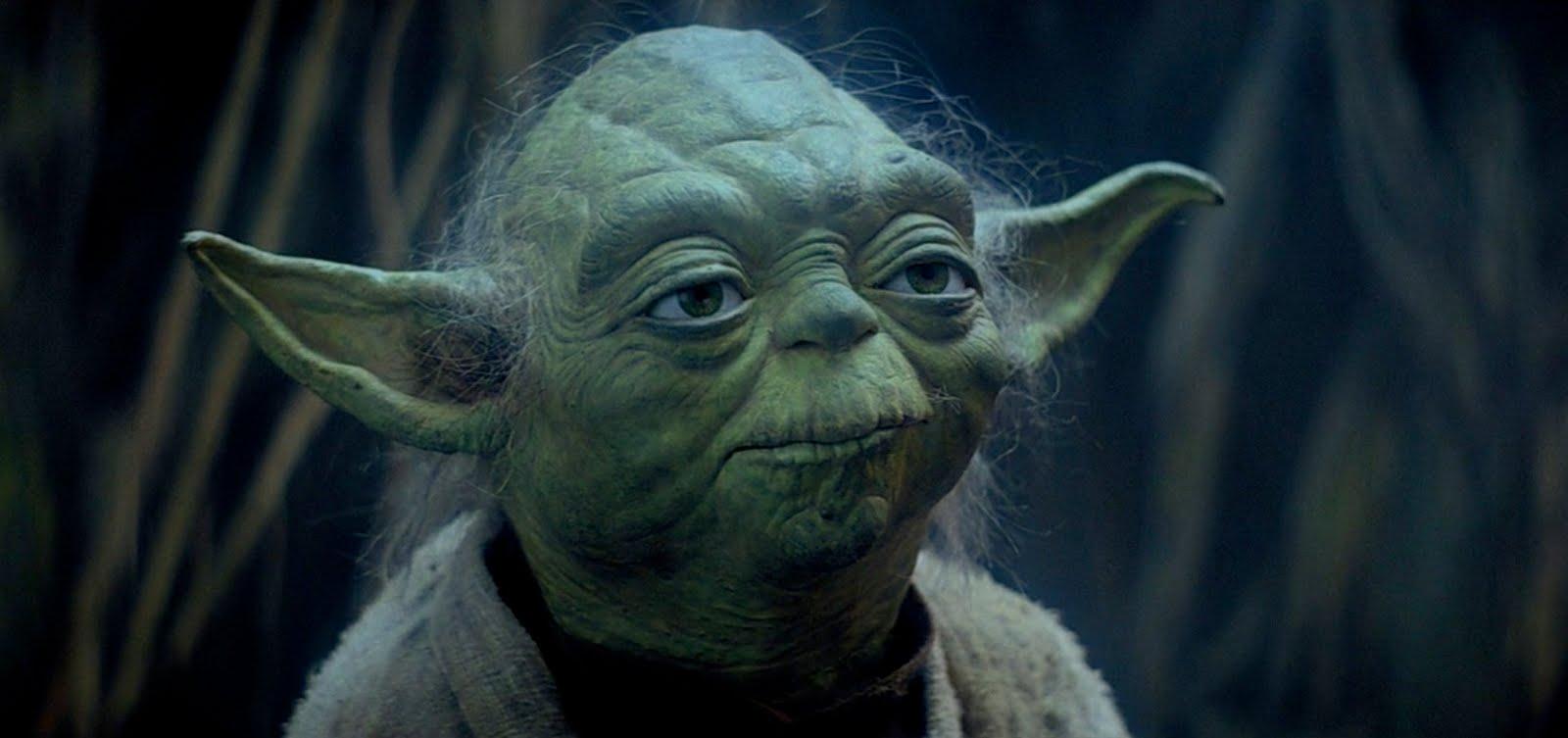 O primeiro nome de Yoda no filme era Buffy