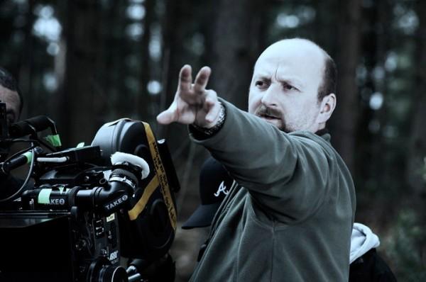 O diretor da série aparece em um episódio