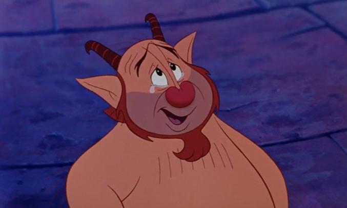 Você sabe quem inspirou o personagem de Phil em Hércules?