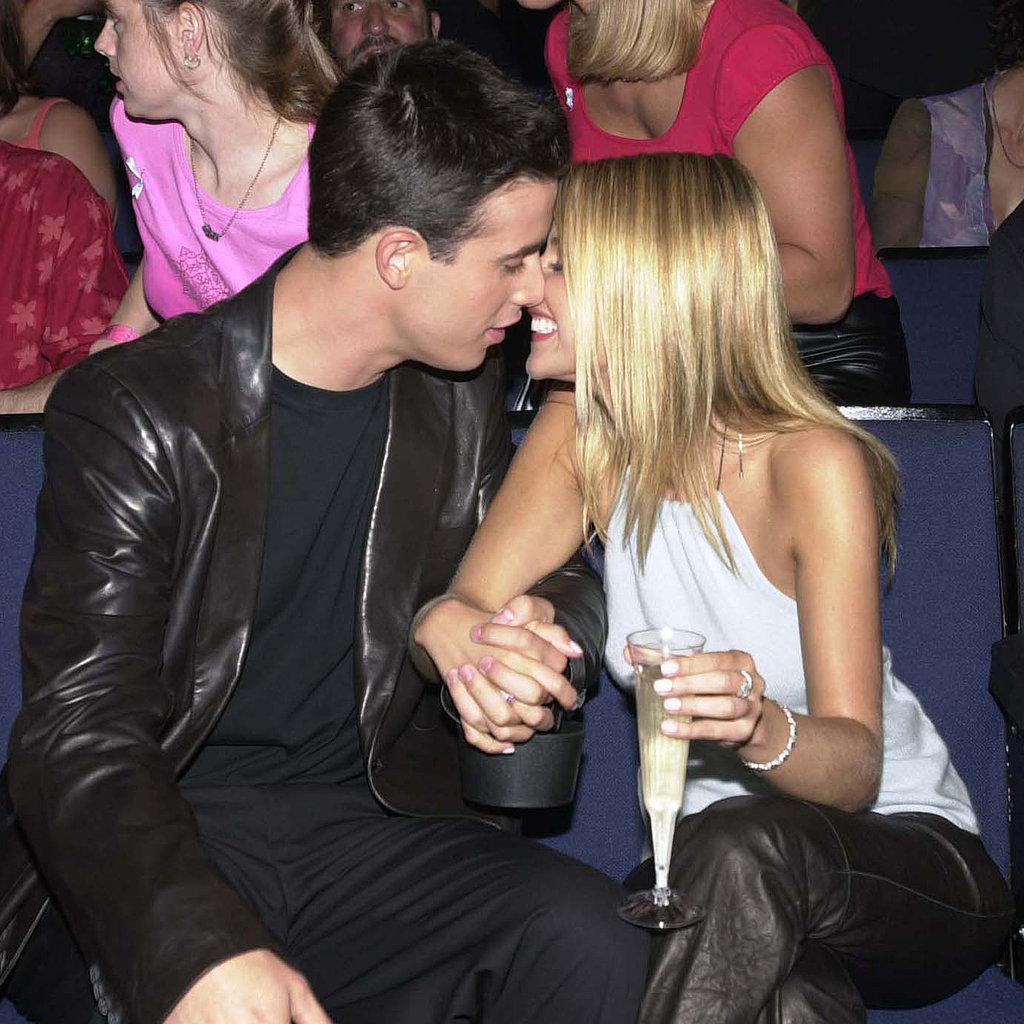 Sarah Michelle Gellar e Freddie Prinze Jr. começaram em 2000