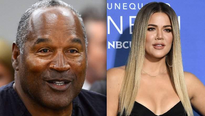 O verdadeiro pai de Khloe Kardashian é OJ Simpson