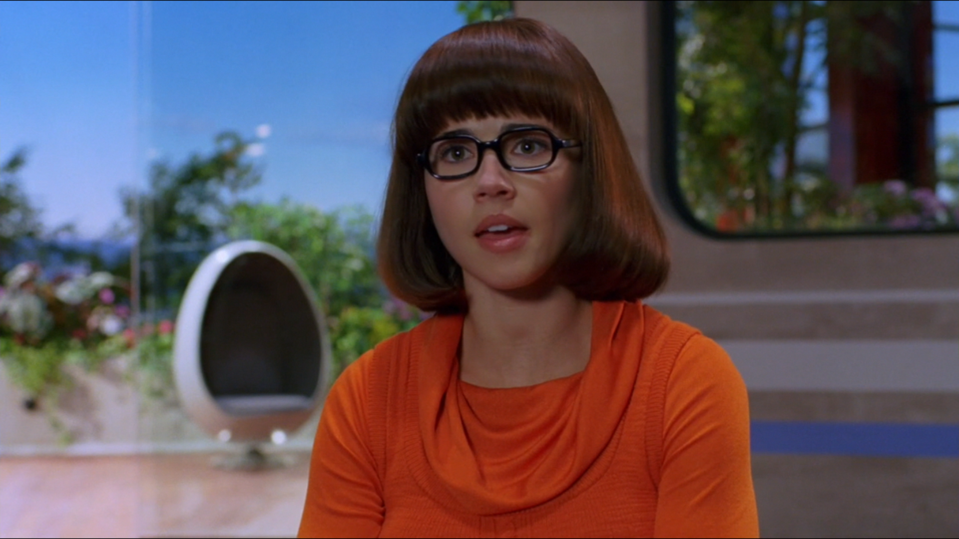 A inteligente Vilma de Scooby Doo