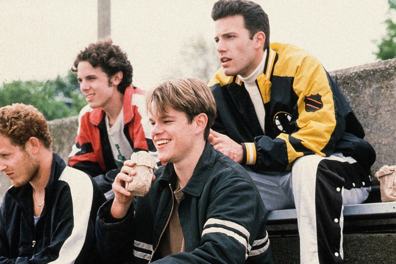 Ben Affleck e Matt Damon são amigos de infância e da juventude