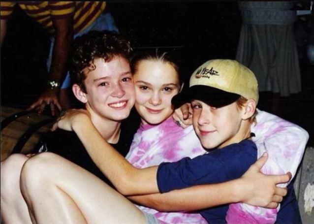 Ryan Gosling e Justin Timberlake foram melhores amigos