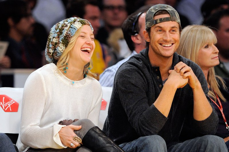 Kate e Oliver Hudson