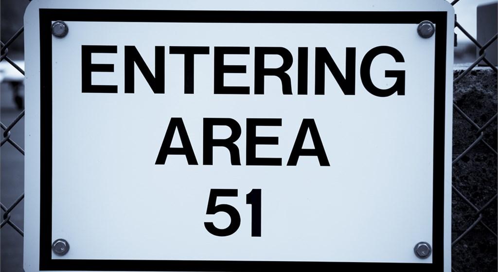 Área 51 - Nevada
