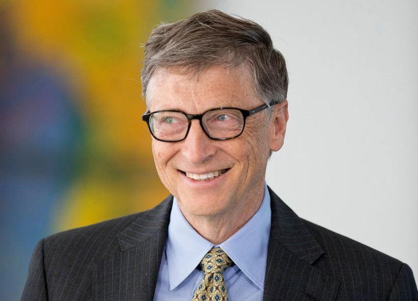 Bill Gates foi um gênio da juventude