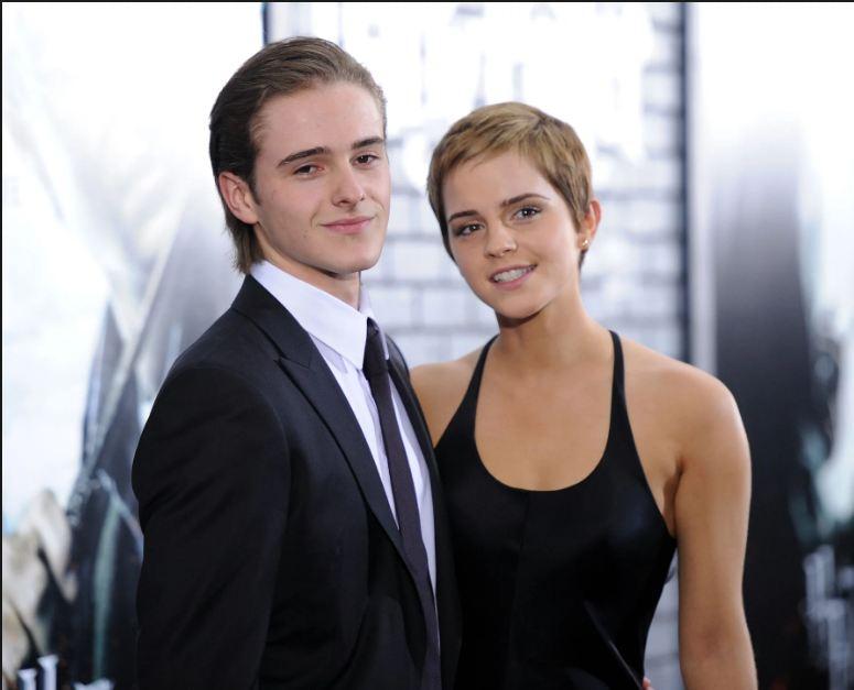 Emma e Alex Watson