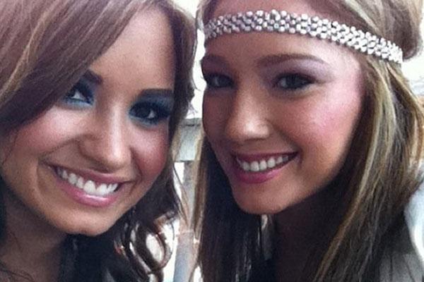 Demi e Dallas Lovato