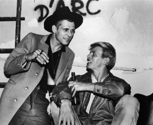 Paul Simonon (The Clash) e David Bowie