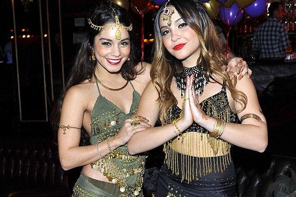 Vanessa e Stella Hudgens