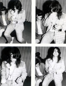 Ozzy Osbourne mordeu a cabeça de um pombo