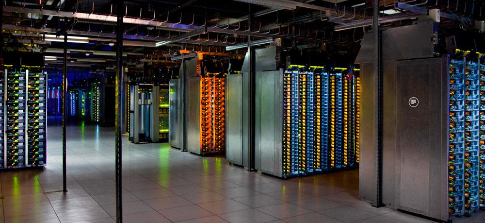 Centro de Dados da Google - Oregon