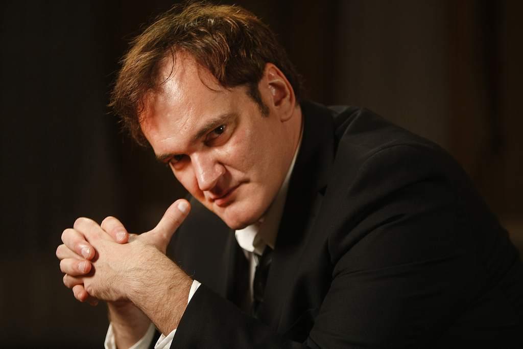 Quentin Tarantino - QI 160 - Quase chegando a gênio!