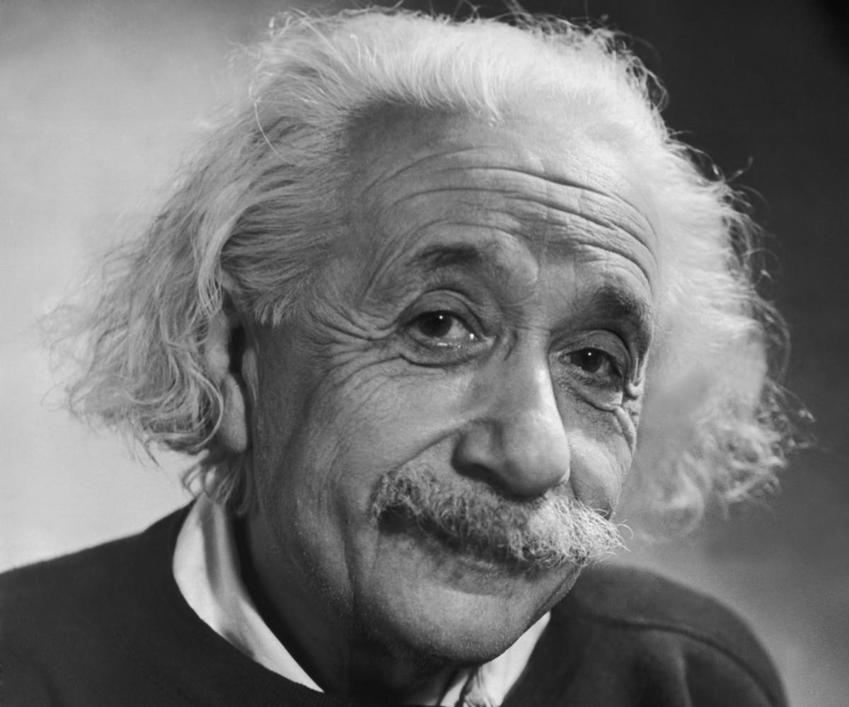 Albert Einstein teve realmente grandes frases
