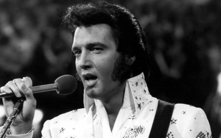 Elvis Presley fingiu sua morte