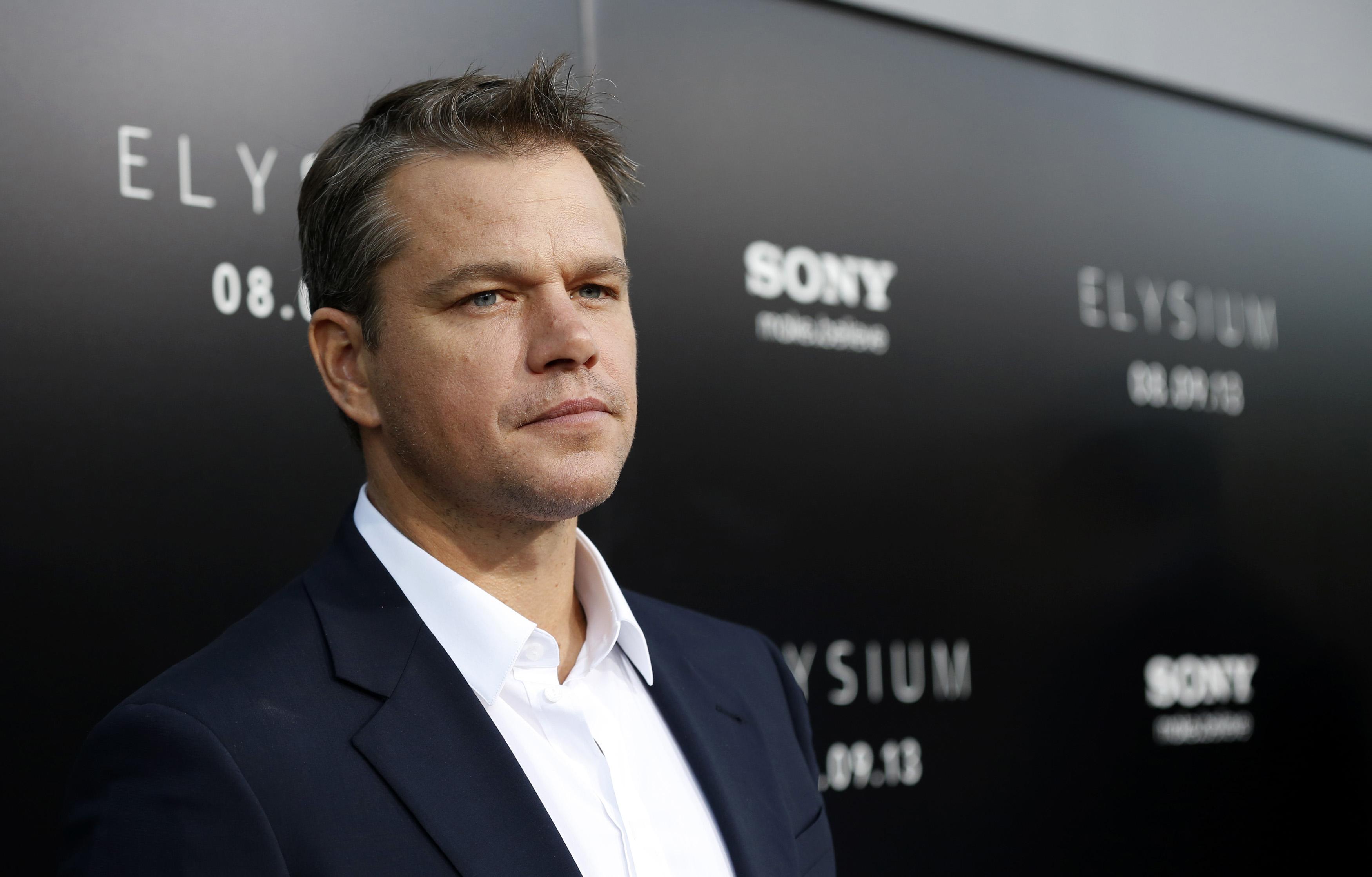 Matt Damon - QI 160 - Quase chegando a gênio!