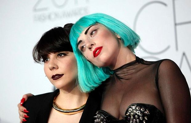 Natali Germanotta e Lady Gaga